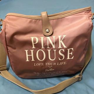 ピンクハウス(PINK HOUSE)のピンクハウス  ナイロンショルダー バック(ショルダーバッグ)