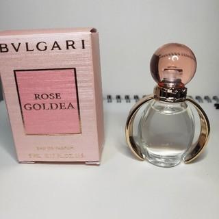 BVLGARI - ブルガリ ローズ ゴルデア フローラル