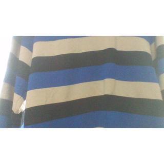 ユナイテッドアローズ(UNITED ARROWS)のユナイテッドアローズ ボーダー 長袖カットソー(Tシャツ/カットソー(七分/長袖))