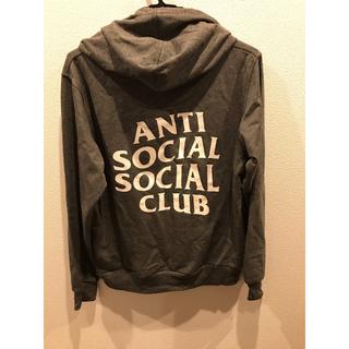 アンチ(ANTI)の新品 アンチソーシャルソーシャルクラブ  パーカー(パーカー)