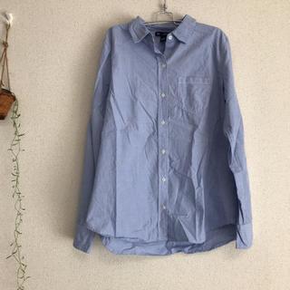 ギャップ(GAP)のギャップ ストライプシャツ(シャツ/ブラウス(長袖/七分))