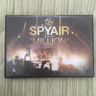 "SPYAIR TOUR 2013 ""MILLION""(ミュージック)"