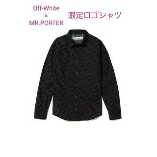 オフホワイト(OFF-WHITE)のOff-White ロゴシャツ(シャツ)
