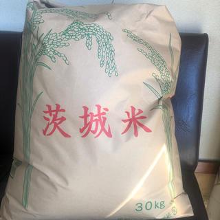 平成30年産茨城県産コシヒカリ 玄米25kg