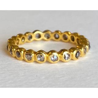 ブラウンローズカットダイヤモンドフルエタニティリング 検索 マリーエレーヌ (リング(指輪))