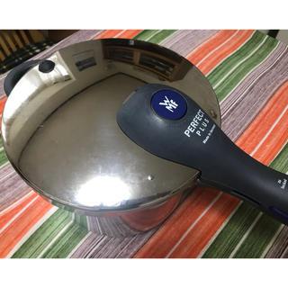 ヴェーエムエフ(WMF)のLeo様専用★ WMF Perfect Plus 圧力鍋 6.5L(鍋/フライパン)