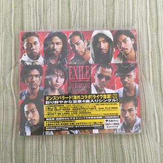 エグザイル(EXILE)のTHE HURRICANE 〜FIREWORKS〜(CD+DVD)(ポップス/ロック(邦楽))