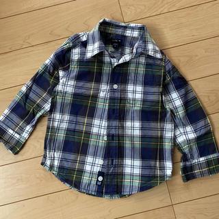 ベビーギャップ(babyGAP)のベビーギャップ ギャップ GAP 男の子 シャツ 110  (ブラウス)