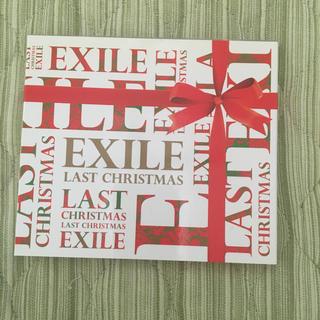 エグザイル(EXILE)のLAST CHRISTMAS(ポップス/ロック(邦楽))