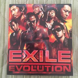エグザイル(EXILE)のEXILE EVOLUTION(2DVD付き)(ポップス/ロック(邦楽))