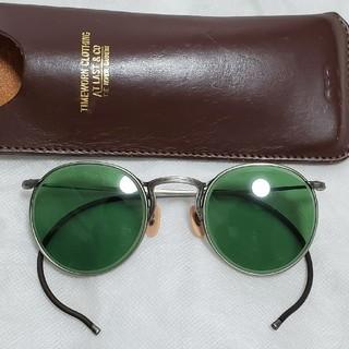 テンダーロイン(TENDERLOIN)のtimeworn clothing 白山眼鏡店 コラボメガネ DEFENDER(サングラス/メガネ)
