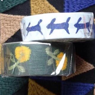 ミナペルホネン(mina perhonen)のミナペルホネン  マスキングテープ 2個(テープ/マスキングテープ)