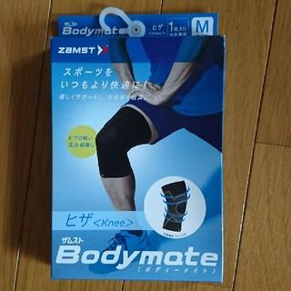 ザムスト(ZAMST)のハッピー様専用  ZAMST ザムスト 膝サポーター M 1枚 新品(トレーニング用品)