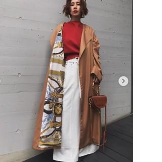Ameri VINTAGE - アメリヴィンテージ  スカーフ柄コート