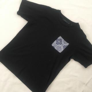 RAGEBLUE - RAGEBLUE/レイジブルー/Tシャツ/黒/S