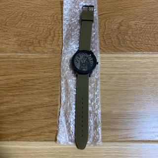 ヒステリックグラマー(HYSTERIC GLAMOUR)の【新品未使用】ヒステリックグラマー 腕時計(腕時計(アナログ))