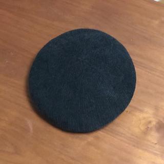ケービーエフ(KBF)のKBF ベレー/ブラック(ハンチング/ベレー帽)
