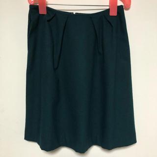 スピックアンドスパン(Spick and Span)のスピックアンドスパン スカート 40(ひざ丈スカート)