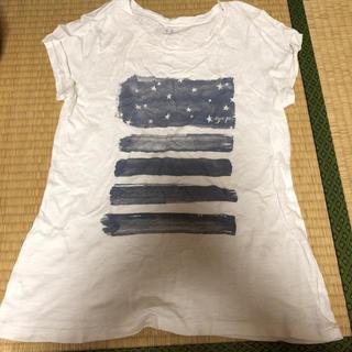 ギャップ(GAP)のgap レディース Tシャツ(Tシャツ(半袖/袖なし))