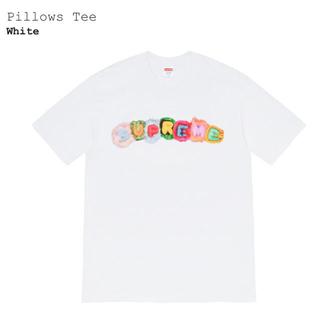 シュプリーム(Supreme)のSupreme pillows tee white Lサイズ (Tシャツ/カットソー(半袖/袖なし))