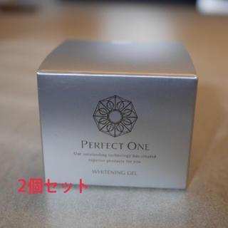 PERFECT ONE - パーフェクトワン 薬用ホワイトニングジェル 2個セット