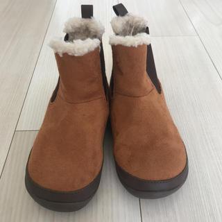 ムジルシリョウヒン(MUJI (無印良品))のサイドゴアブーツ(ブーツ)