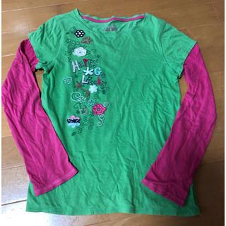 ギャップ(GAP)のGAP  重ね着風長袖150(Tシャツ/カットソー)