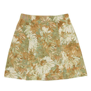 マーキュリーデュオ(MERCURYDUO)のマーキュリー 台形スカート(ミニスカート)
