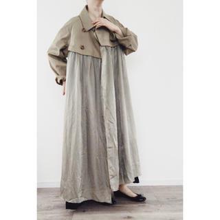 EDIT.FOR LULU - REKISAMI trench coat