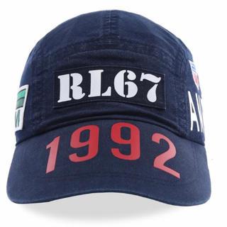 ポロラルフローレン(POLO RALPH LAUREN)のPolo Ralph Lauren 1992 Indigo キャップ L/XL(キャップ)