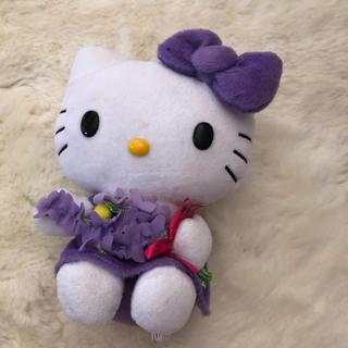 ハローキティ - キティちゃん ぬいぐるみ