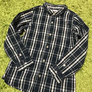 ドアーズ(DOORS / URBAN RESEARCH)のアーバンリサーチドアーズ♡キッズ シャツ フォークアンドスプーン ネルシャツ(Tシャツ/カットソー)