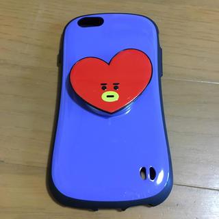 ボウダンショウネンダン(防弾少年団(BTS))のiPhone6s ケース tata bts(iPhoneケース)
