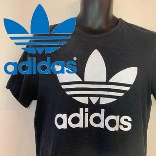 adidas - アディダス ビックロゴTシャツ