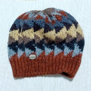 ローズバッド(ROSE BUD)のCalimar ニット帽(ニット帽/ビーニー)