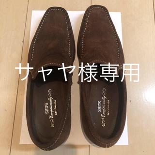 シップス(SHIPS)のイタリアVERO CUOIO × Ships/スリッポン/ビジネス/ローファー(ドレス/ビジネス)