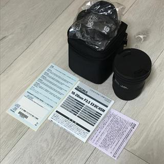 SIGMA - シグマ 10-20mm F3.5 EX DC HSM キヤノン用
