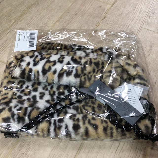 JEANASIS(ジーナシス)のジーナシス JEANASIS レオパード 巾着 バッグ レディースのバッグ(ショルダーバッグ)の商品写真
