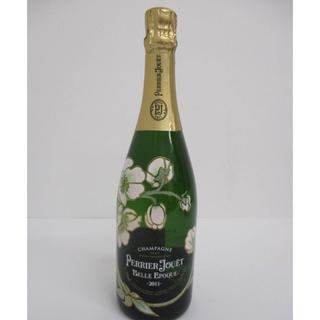 エポック(EPOCH)のペリエ/ベルエポック ブリュット (白) 箱なし(シャンパン/スパークリングワイン)