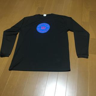 ウィルソン(wilson)のテニスウェア 高校総体限定Tシャツ(ウェア)