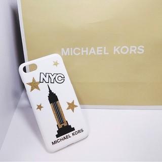 マイケルコース(Michael Kors)の限定【NY★タイムズスクエア】MICHEAL KORS iPhone7/8ケース(iPhoneケース)