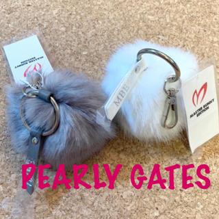 パーリーゲイツ(PEARLY GATES)の2点セット❤️新品♡10,340円【パーリーゲイツ】 ボールホルダー (その他)