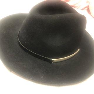マウジー(moussy)のMOUSSY  ハット帽(ハット)