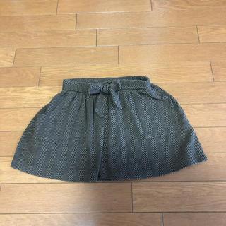 ザラキッズ(ZARA KIDS)のZara girls スカート 140㎝(スカート)