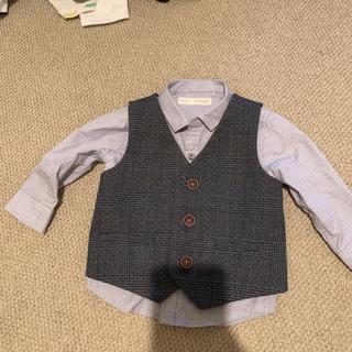 ネクスト(NEXT)のベビー フォーマルジャケット ワイシャツ(セレモニードレス/スーツ)