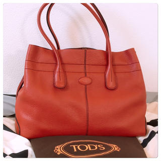 TOD'S - 【超美品】TOD'S(ドッズ)トートバッグ