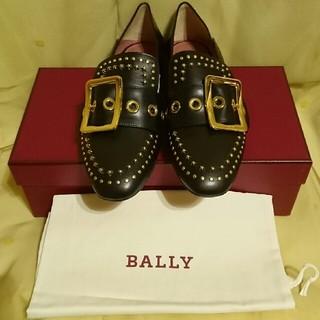 バリー(Bally)のBALLY バリー スリッポンシューズ 37 24㎝ ROGER VIVIER(スリッポン/モカシン)