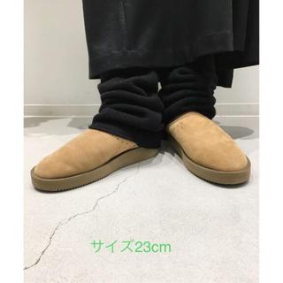 L'Appartement DEUXIEME CLASSE - アパルトモン SUICOKE MOUTON SABO サイズ23cm