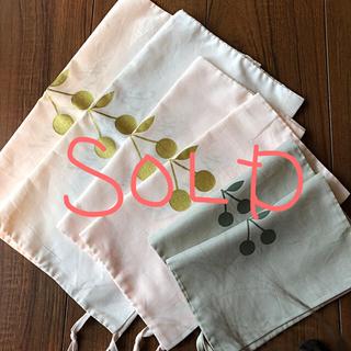 ボンポワン(Bonpoint)のボンポワン 新品巾着(その他)