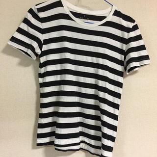 ムジルシリョウヒン(MUJI (無印良品))の無印良品 半袖 コットン(Tシャツ(半袖/袖なし))